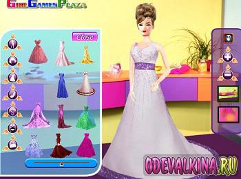 Игры одевалки барби для девочек