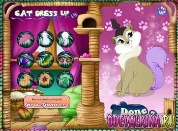 Игры одевалки животных для девочек